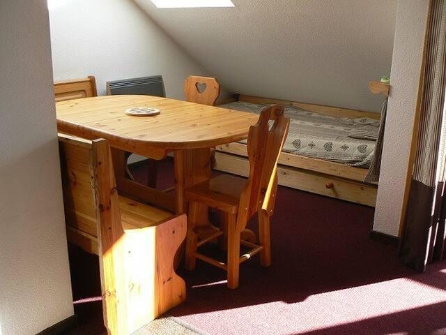 Studio coquet 4 personnes proche centre bourg - Villard-de-Lans