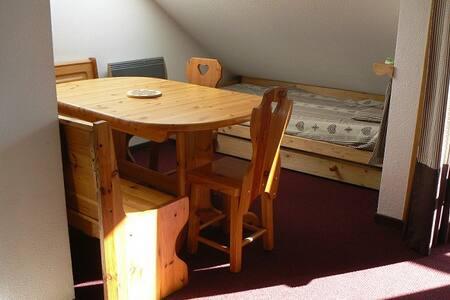Studio coquet 4 personnes proche centre bourg - Villard-de-Lans - Daire