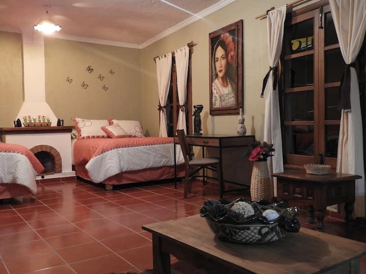 Gorgeous Mexican Style Studio