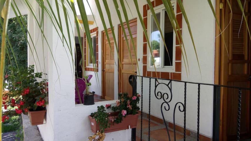 Private room Near Xochicalco Pyramids