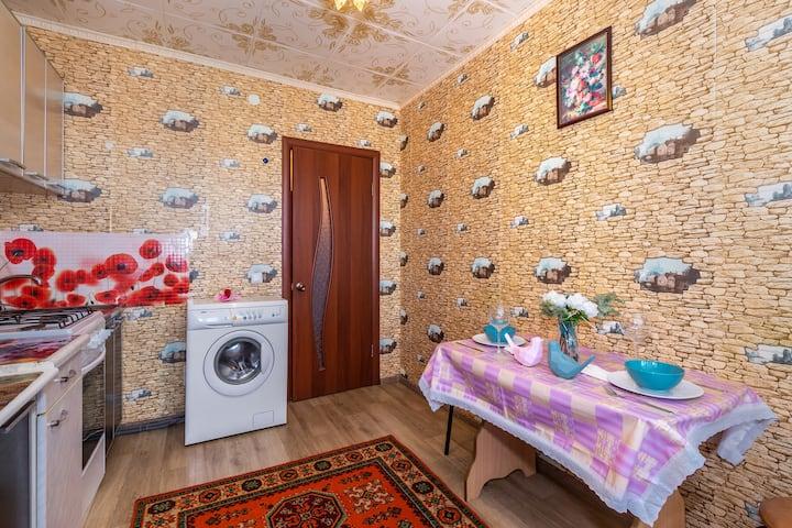 Уютные апартаменты на кирова