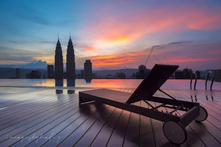 Heaven on Earth Sky Pool View, Kuala Lumpur