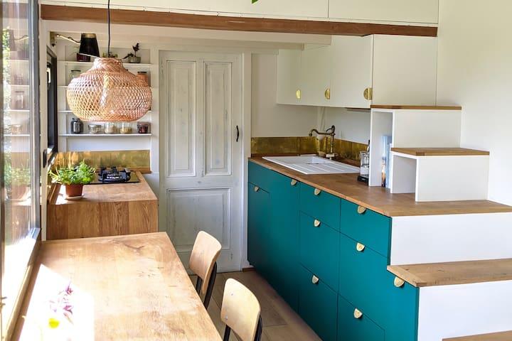 Design & CozyTiny House - Camping Dijk&Meer