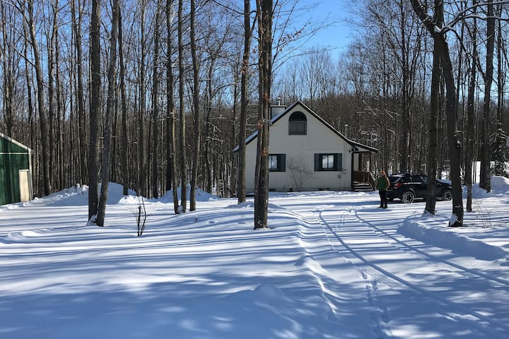 NEW! Cozy Up North Retreat - All Season Rental