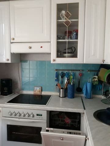 Уютная 3х-комнатная квартира в Строгино