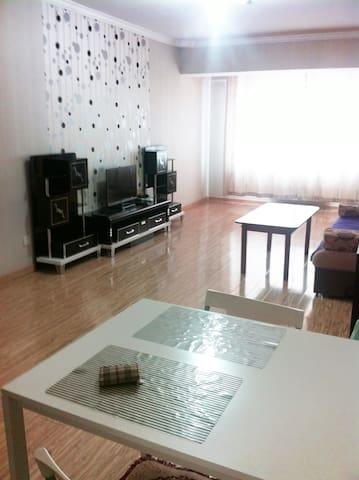 Cosy Apartment in heart of Ulaanbaatar - Ulaanbaatar - Lejlighed