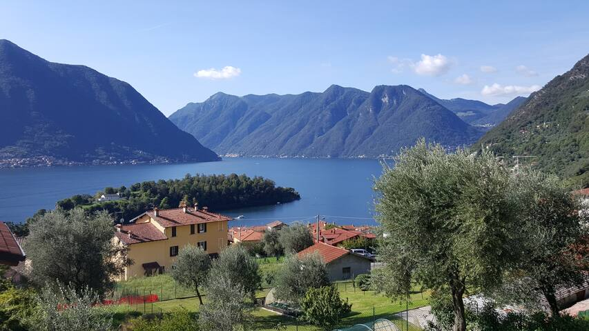Bel Dosso Apartment - Lake Views - Ossuccio