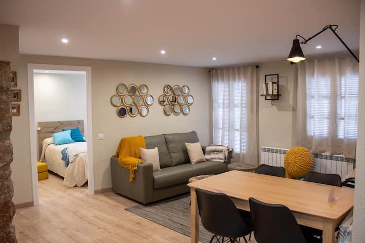 Apartament Tomaset