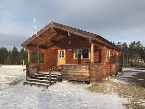 """Stuga """"Älgen"""" in Slagnäs/Arjeplog"""