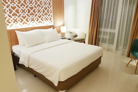 MURAH, 550k ASTARA Hotel superior room +2 aquaboom