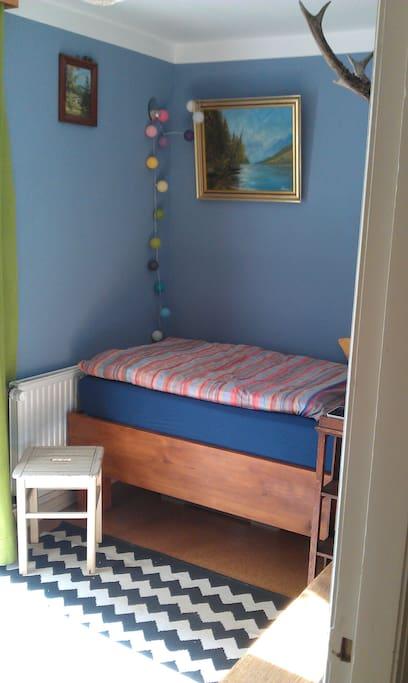 Wirklich kleines Zimmer, aber...