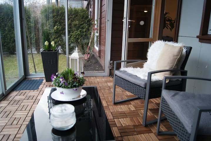 Comfortable spacious room in nice location - Stavanger - Flat