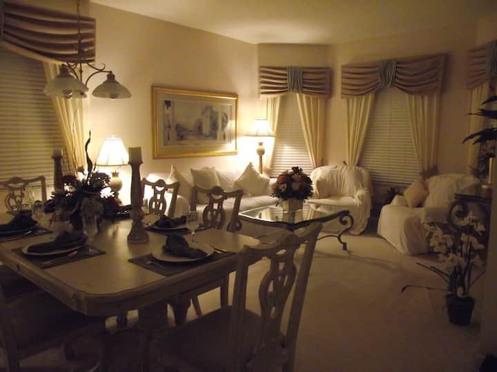 Luxury 5 bed Villa close to Orlando attractions
