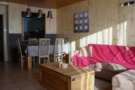 Alpe d'Huez- Pied des pistes- 3 pièces/7 Couchages - Apartment