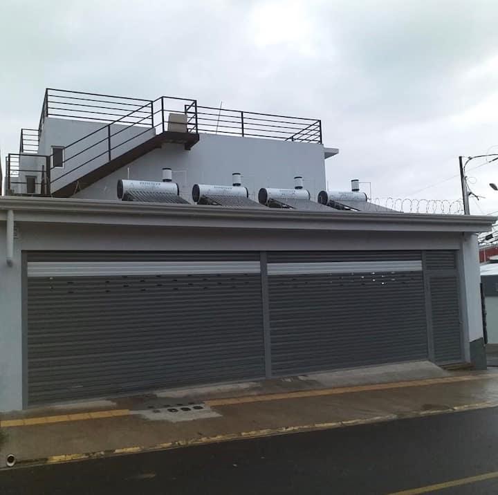 Loft nuevo, moderno, acogedor y céntrico Heredia 3