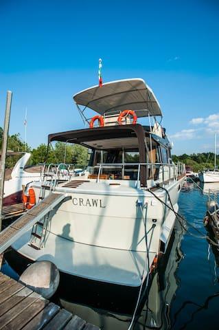 Boat&Breakfast CHEYENNE
