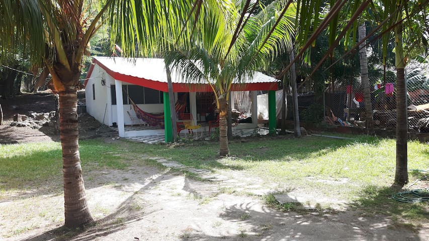 Beachhouse in Las Peñitas