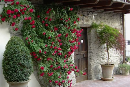 Residenza Antica Corte Villa Picta - Buglio In Monte - Frazione Villapinta - Departamento