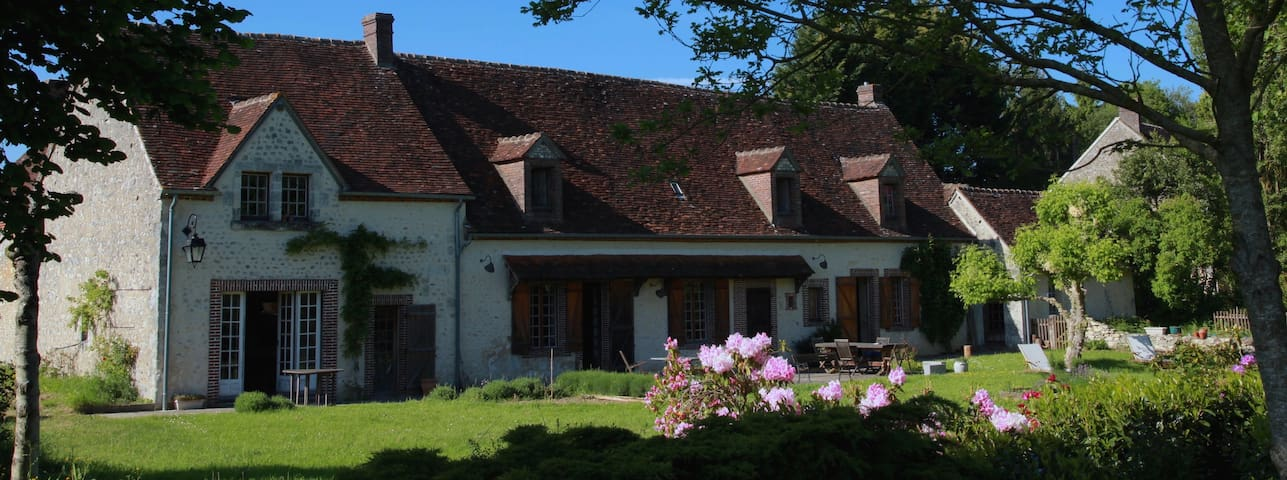 A charming and typical Percheronne house. - Condeau - Casa