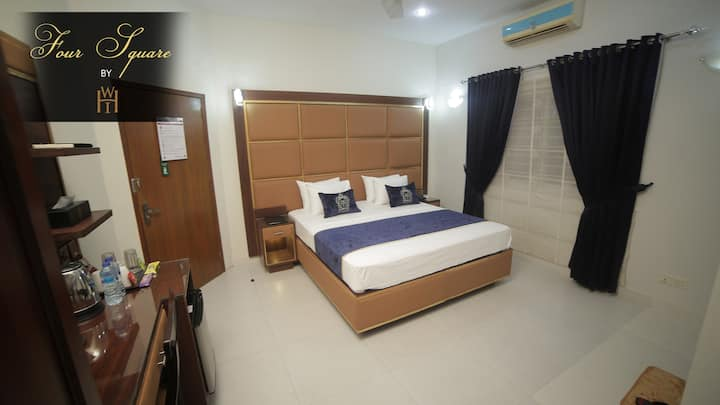 Double Room at Four Square by WI Hotels