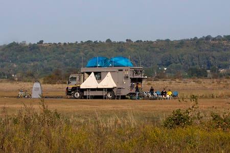 Caravan / Campervan  Holidays Himachal