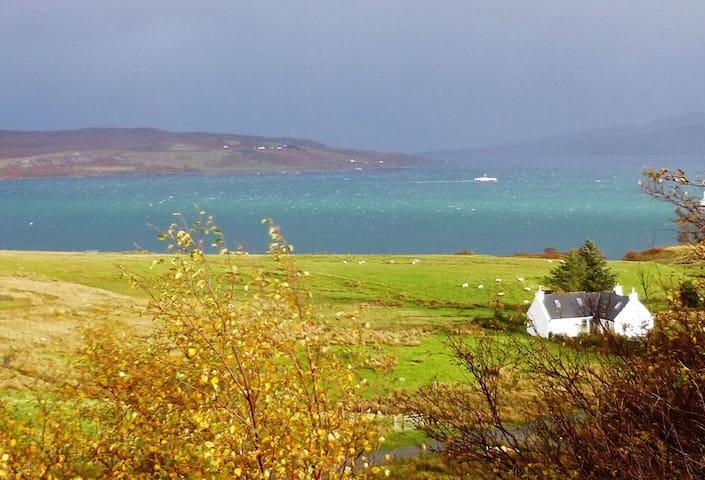 Fisherman's Cottage -  Braes, Isle of Skye