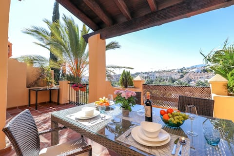 Luxusní byt v El Campanariu