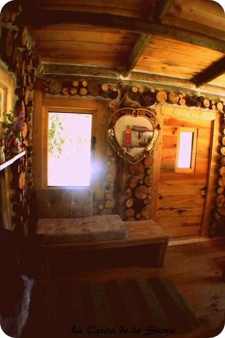Little cabain in sierra nevada cabins for rent in for Sierra nevada cabine