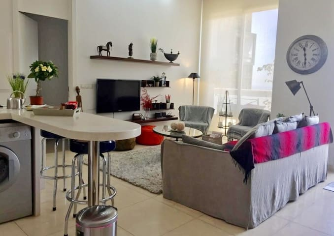 Chic one bedroom apartment in downtown Saifi