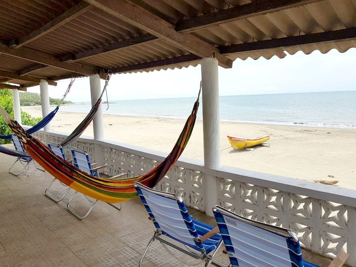 A life experience in front of the sea! 100% relax