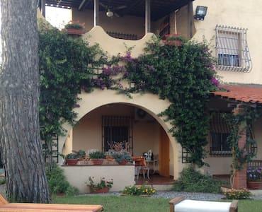 Villa sul mare al centro dell'area grecanica Ionio - Condofuri Marina - Villa