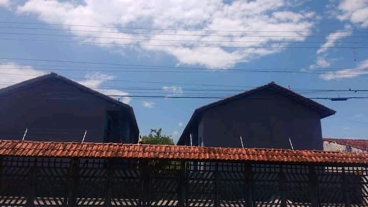 Minha casa em Caraguá.