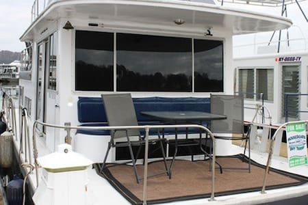 Houseboat in Marina in Paradise - Key West - Båt