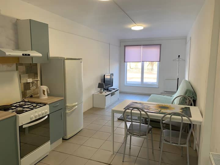 Апартаменты с современным ремонтом