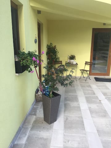 House in Prosecco, Close to Trieste