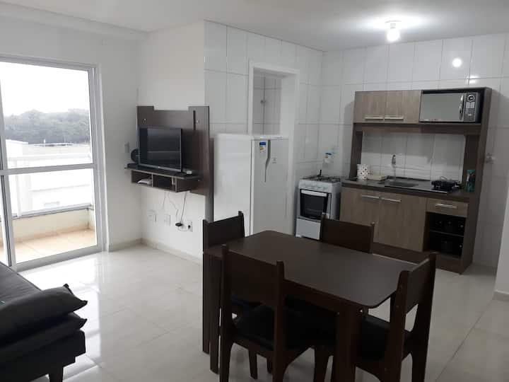 Apartamento Completo com Garagem Difiori