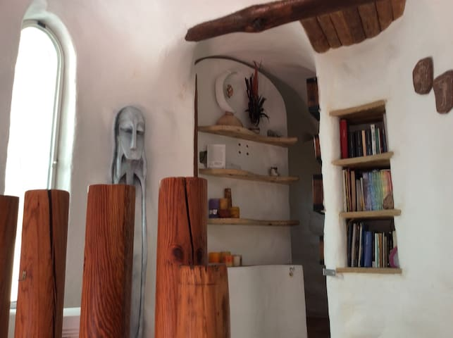 """Hermosa habitación """"Güel"""" - Querétaro  - Huis"""