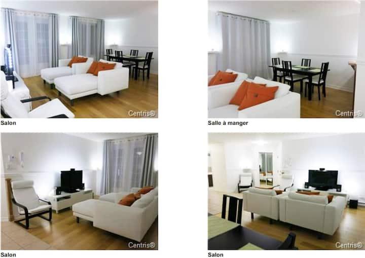 Amazing 3 bedrooms condo in Montreal