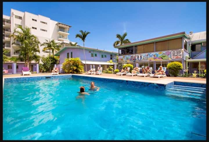 2 Bedrooms in Central Oceanfront City location