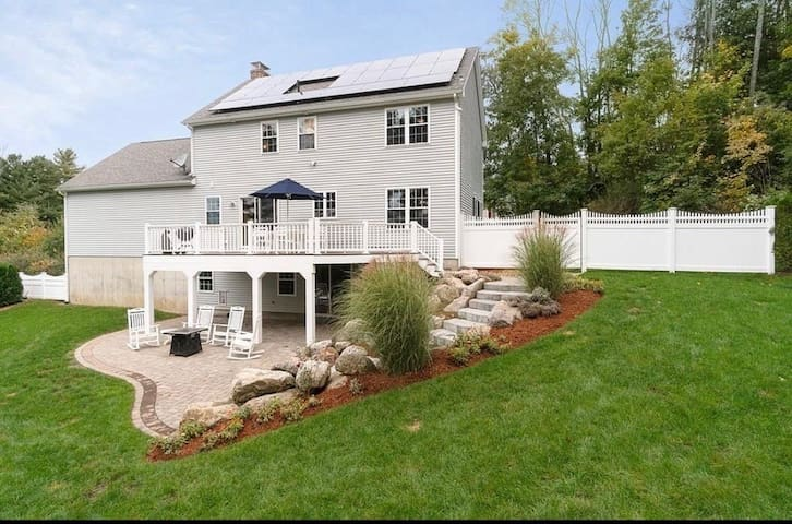 Peaceful Country Home in Sturbridge