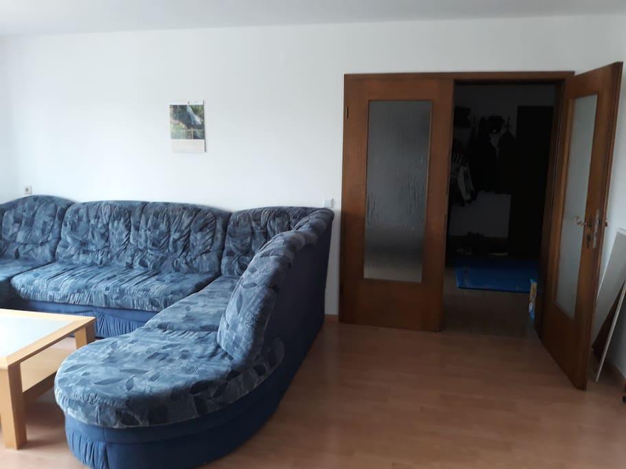 Das Gastzimmer
