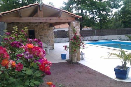 Logement neuf, très agréable, calme avec jardin - Saint-Gervais - Ev