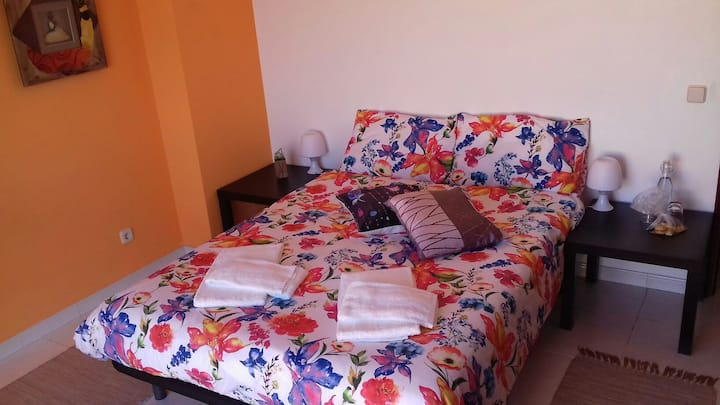 Double room with shared bathroom - Casa Luana