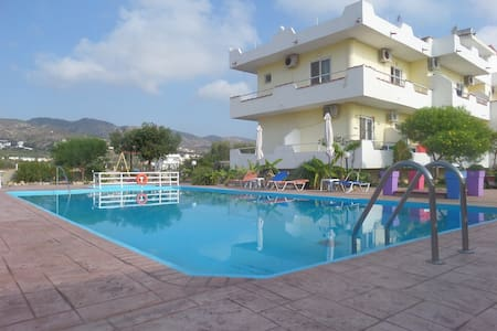 Sea Harmony  apartment - Kalathos - Huoneisto