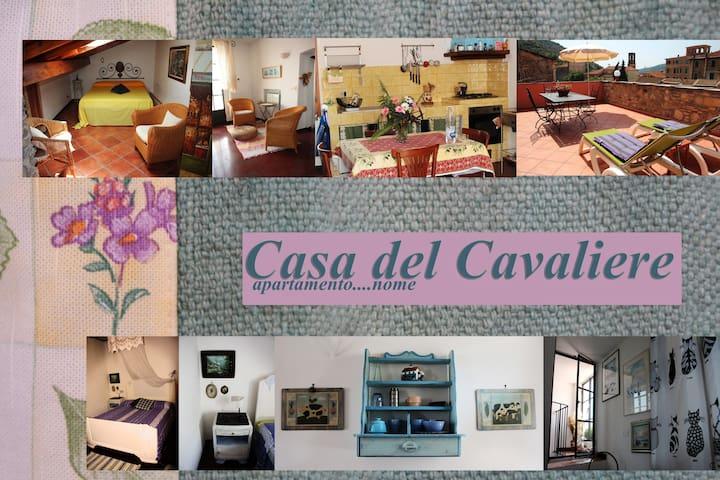 Casa del Cavaliere - Dolcedo - Apartamento