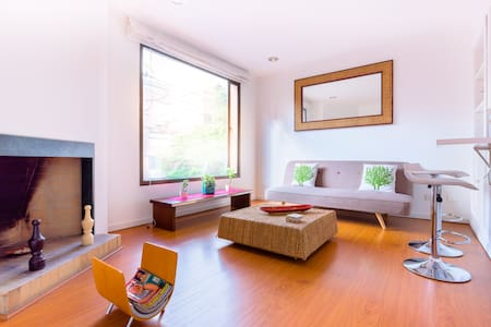 Offer apt 93 Park cozy & exclusive! - Bogota