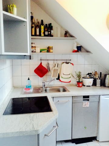 appartment: 35m², 20 min to centre