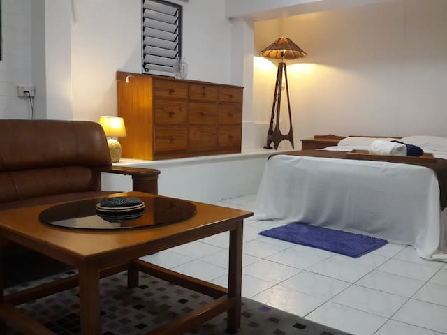 Studio in leafy Suva city suburb - Suva - Apartment
