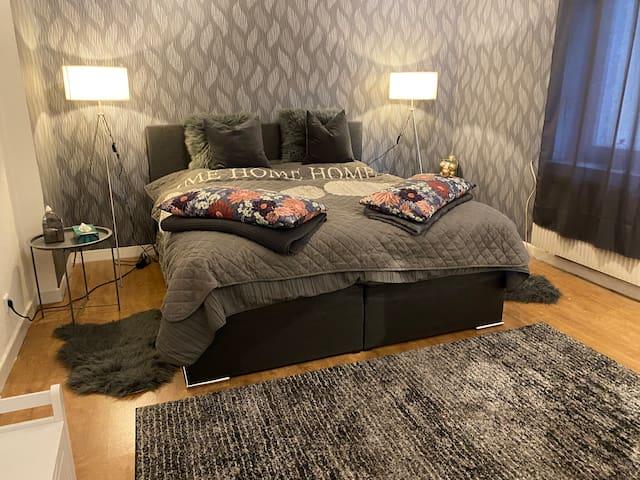 Appartement in zentraler und ruhiger Lage