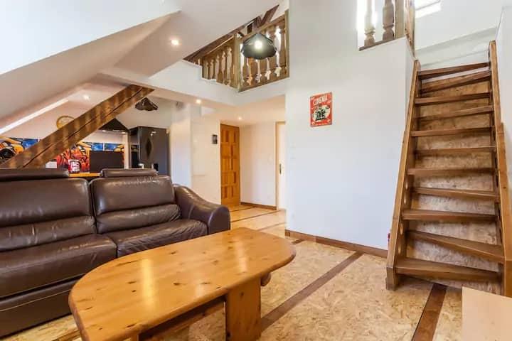 appartement loft Strasbourg
